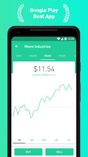 Robinhood: Invest in Stock, Crypto, ETF & Coin Screenshot