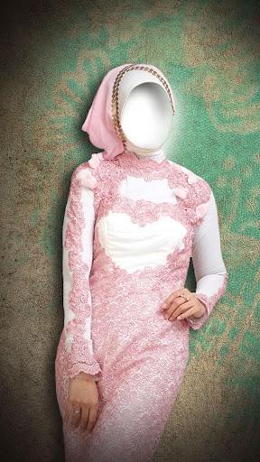 Hijab Wedding Dress Editor 1.5 screenshots 2
