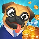 Pets Hotel: Idle Management & Incremental Clicker icon