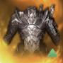 目覚めたジークスの宿命の鎧