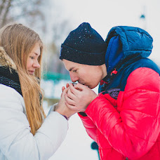 Wedding photographer Oksana Khort (oksanasanny). Photo of 21.02.2014