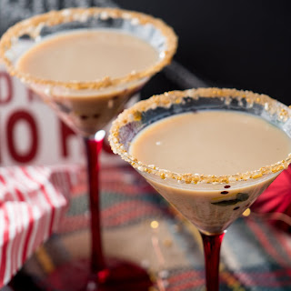 Gingerbread Martini.