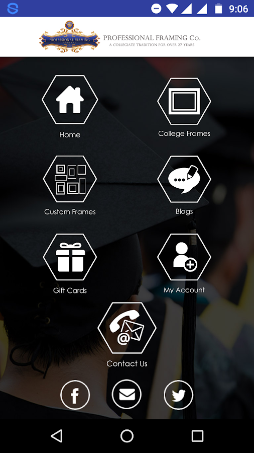 Professional Diploma Frames- screenshot