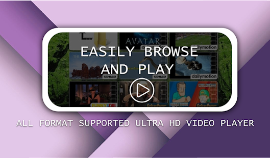 HD video player: All format hd video player for PC-Windows 7,8,10 and Mac apk screenshot 6