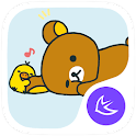 Rilakkuma Theme for APUS icon