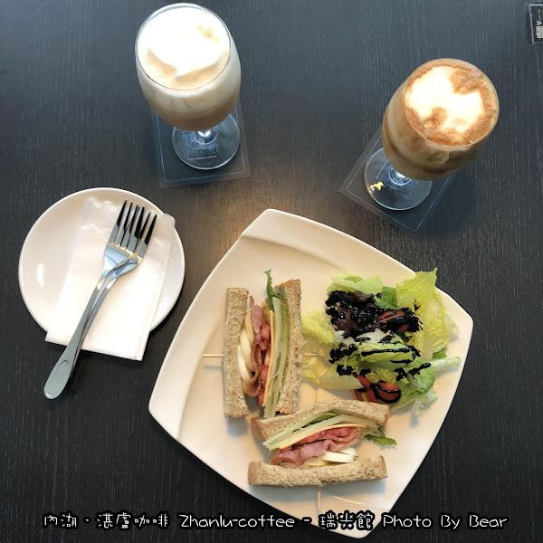 臻於極致的咖啡工藝.湛盧咖啡Zhanlu-Coffee(近捷運西湖站)