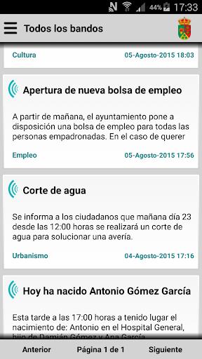 Guijo de Galisteo Informa