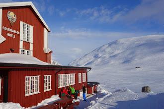 Photo: Eidsbugarden høgfjellshotell