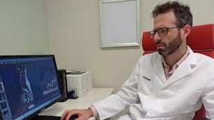 Dr. Antonio José Vargas, neurocirujano del Hospital Vithas Almería.