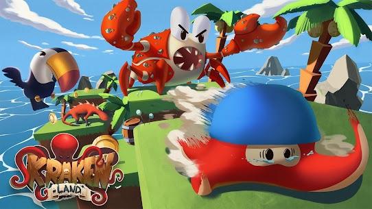 Kraken Land : Platformer Adventures App Download For Android and iPhone 7