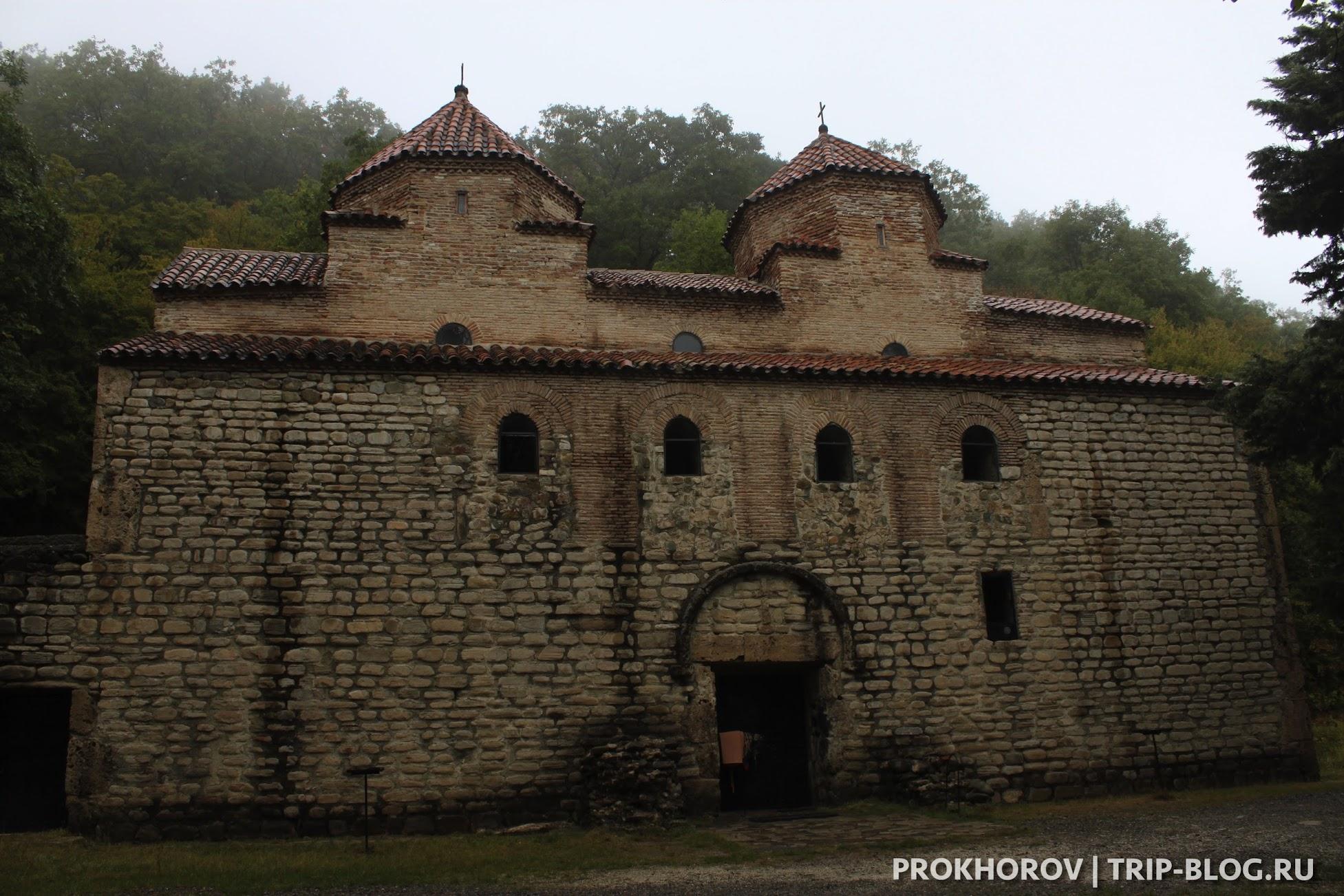 Монастырь Квелацминда