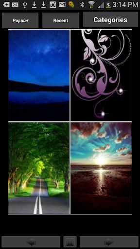 Backgrounds HD Wallpapers screenshot 9