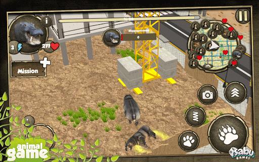 Hippo Rampage Simulator 3D
