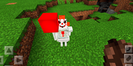 Awesome clown. Addon MCPE for PC