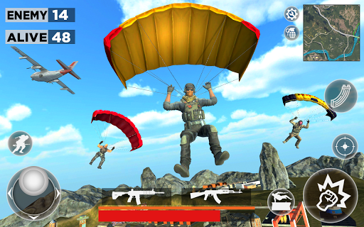 Free Battle Royale: Battleground Survival 2 11