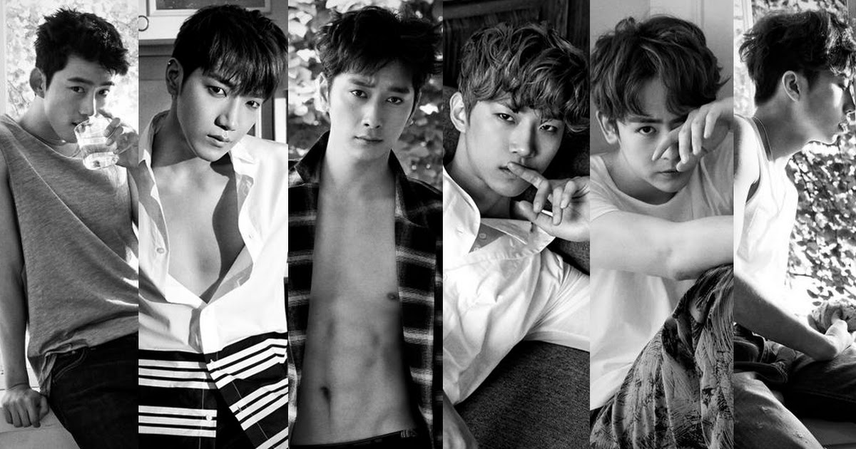 2PM gives off warm boyfriend image in individual teasers for comeback