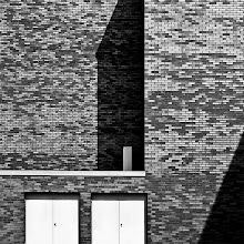 "Photo: ""Urban Abstraction"" (from an ongoing series)  Halle/Saale-Neustadt (Germany) July 2013  #blackandwhitephotography   #monochromephotography   #lightandshadowphotography   #hallesaale"
