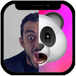 Animojis Phone X for Android