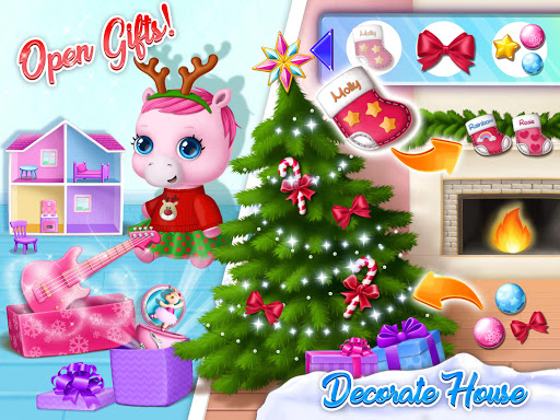 Pony Sisters Christmas - Secret Santa Gifts 3.0.40002 screenshots 20