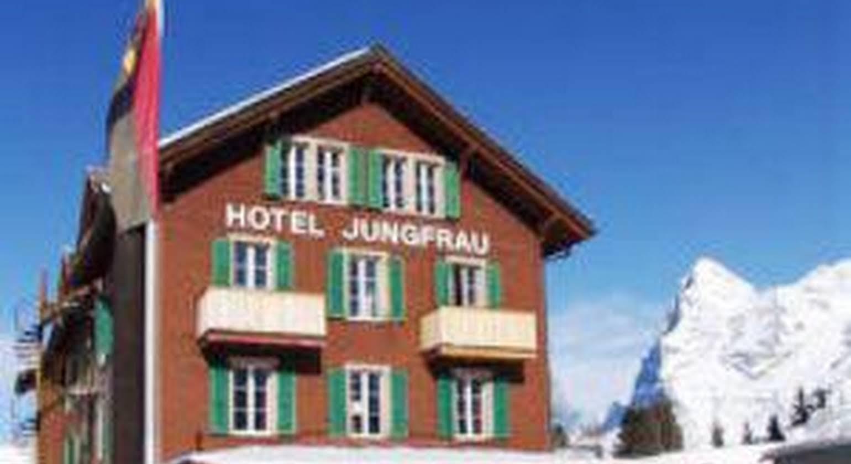 Hotel Jungfrau Mürren