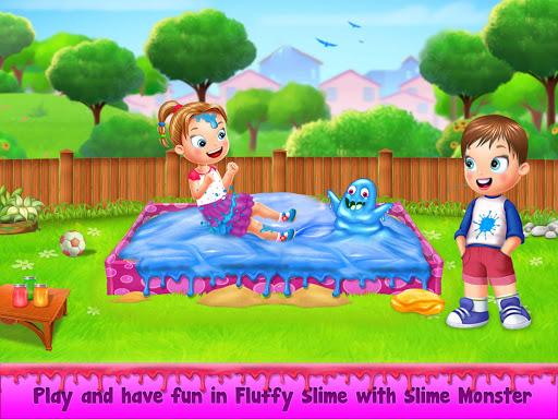 Rainbow Unicorn Slime Maker - Jelly Toy Fun 1.0 screenshots 2