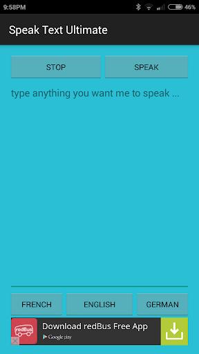 Speak Text Ultimate Pro
