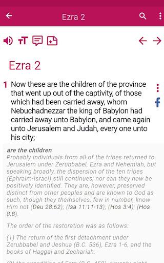 New King James Version Bible 1.0 screenshots 24