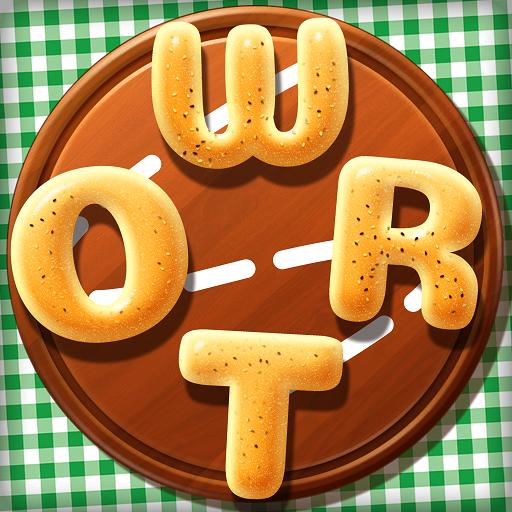 Wort Puzzle - Keks & Bonbon