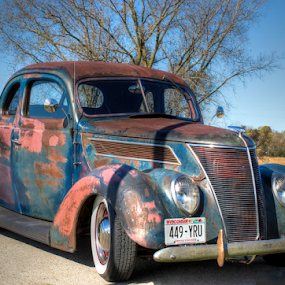 Oldie but a Goodie by Robert George - Transportation Automobiles (  )