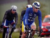 Kevin Deltombe (Sport Vlaanderen-Baloise) moet opnieuw onder het mes voor sleutelbeen