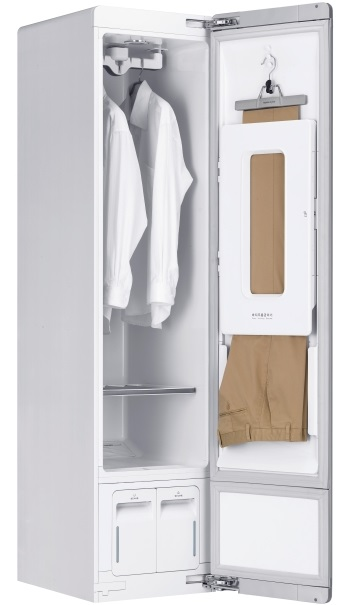 Умный шкаф LG