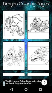 Tải Game Dragon Coloring Book