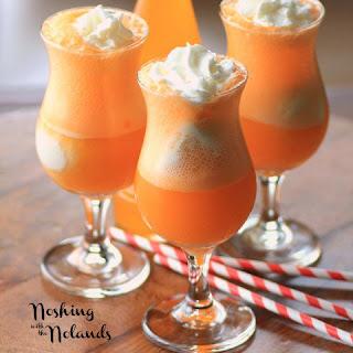 Orange Creamsicle Float for #IceCreamWeek