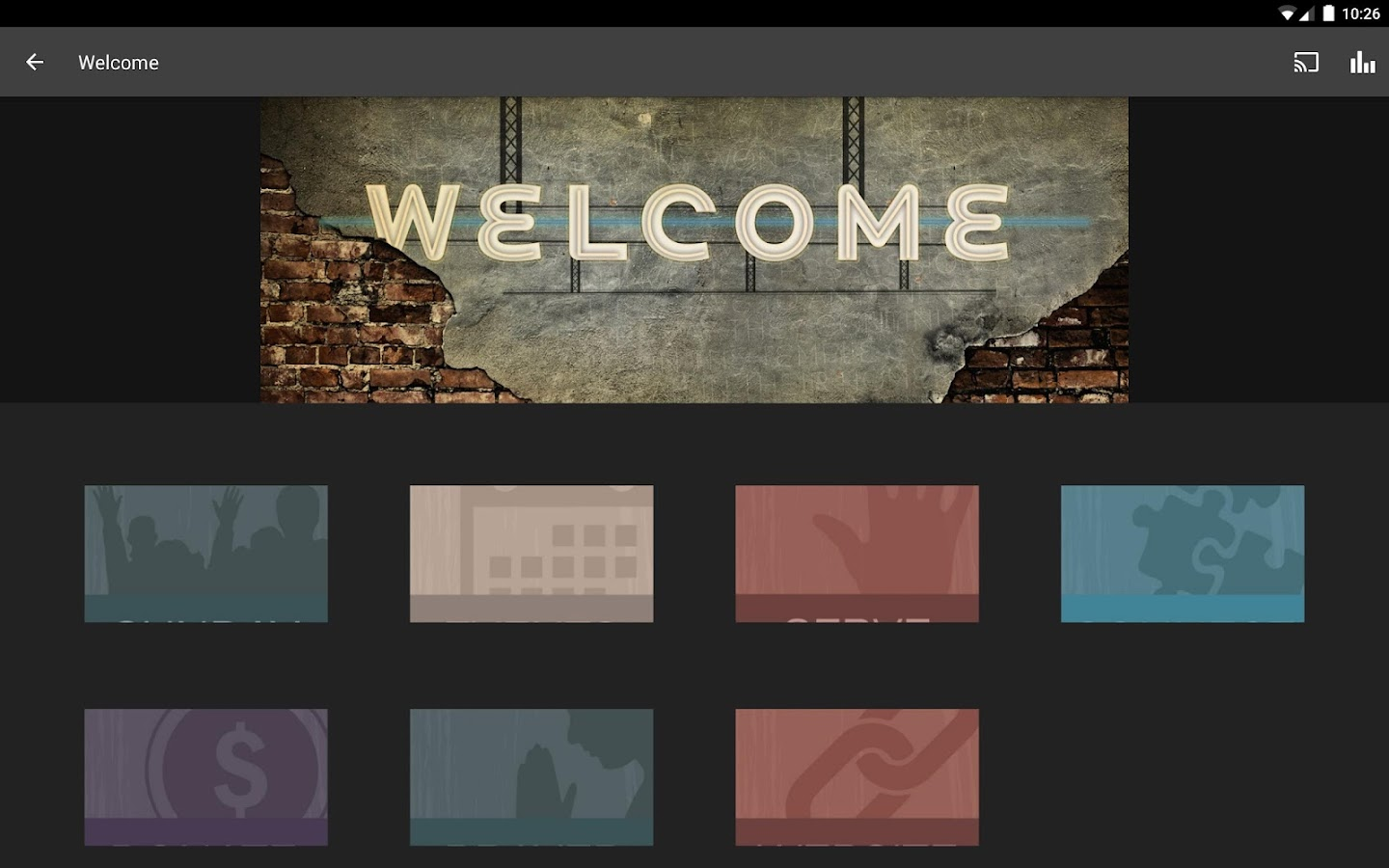 Oxford Bible Fellowship- screenshot