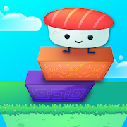Kawaii Stack & Jump: collectible mystery friends