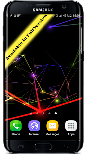 Abstract Plexus Live Wallpaper - náhled