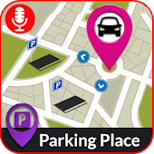 Find Car Parking Place: Voice Route Maps