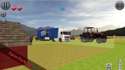 Euro Truck Parking screenshot 13