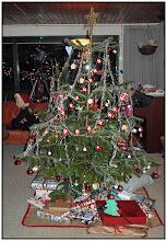 Photo: 24. december 2010 - Juletræet
