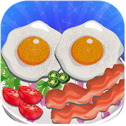 Make Breakfast Recipe - Kitchen Cooking Chef Game