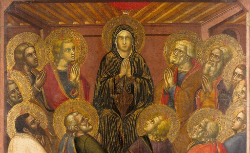 The Gospel of the Holy Spirit at Pentecost