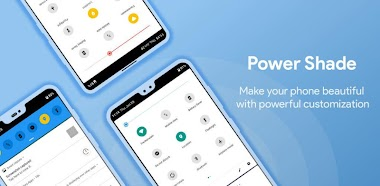 Power Shade 18.1.5 - Notification Panel & Quick Settings