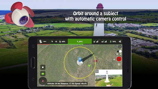 Litchi for DJI Phantom/Inspire v3.6.8 Patched