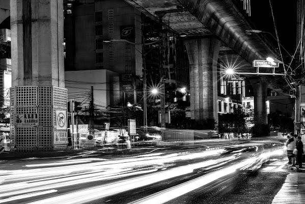 Lights and shades in Bangkok di Alchimista