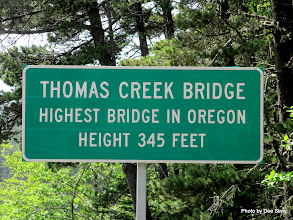 Photo: (Year 2) Day 357 - Ooooh, the Highest Bridge in Oregon