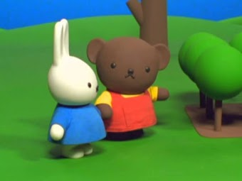 Miffy Counts the Trees/Boris's Race