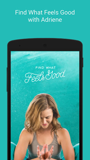 Find What Feels Good Fitness app screenshot 1 for Android