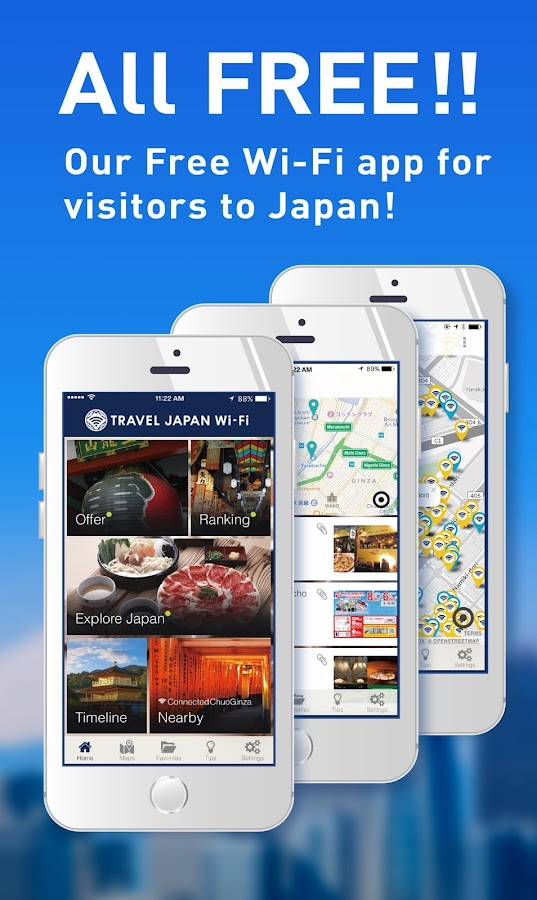TRAVEL JAPAN Wi-Fi [TJW]- screenshot
