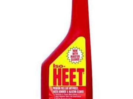 Gas Line Antifreeze (homemade Heet) Recipe