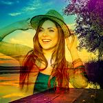 Photo Blend magic: image mixer Icon